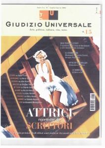 n° 15   Luglio 2006