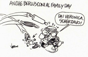 Berlusconeiea 421 familyday